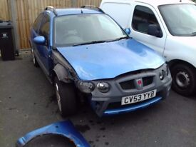 rover streetwise 2.0 se td, spares or repair..very good engine,,still drives well,,needs work c pics