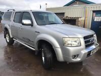 Ford Ranger Thunder 1 years mot 170000 miles good clean truck