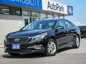 2016 Hyundai Sonata GL | Heated Seats | Backup Cam | Alloys