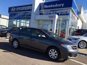 2011 Toyota Corolla CE  *One Owner*