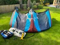 Slingshot Rev Kitesurfing Bundle with Proline North Kiteboard