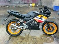 One of kind cbr 125rs