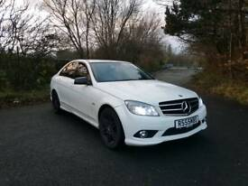 🎅MERCEDES C200 DIESEL🎅AUTO《AMG MODIFIED not replica bmw Audi vw