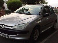Peugeot 206 LX Auto