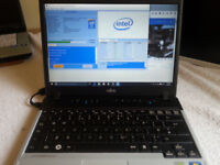 CORE I7 QUAD CORE* LAPTOP. SMALL FOOTPRINT, WINDOWS10, DVD/RW, 4GB RAM. 500GB SSD OPTION