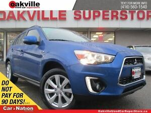 2015 Mitsubishi RVR GT | AWD | MOONROOF | LEATHER | BLUETOOTH |