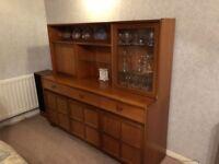Teak Sideboard Drinks Cabinet