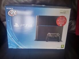 Playstation 4 Console (500GB) Good Condition | Complete