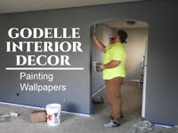 Professional House Painting & Decorating / Wall plastering / Wallpaper installation in Newcastle