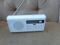 ARGOS DAB/FM PORTABLE RADIO