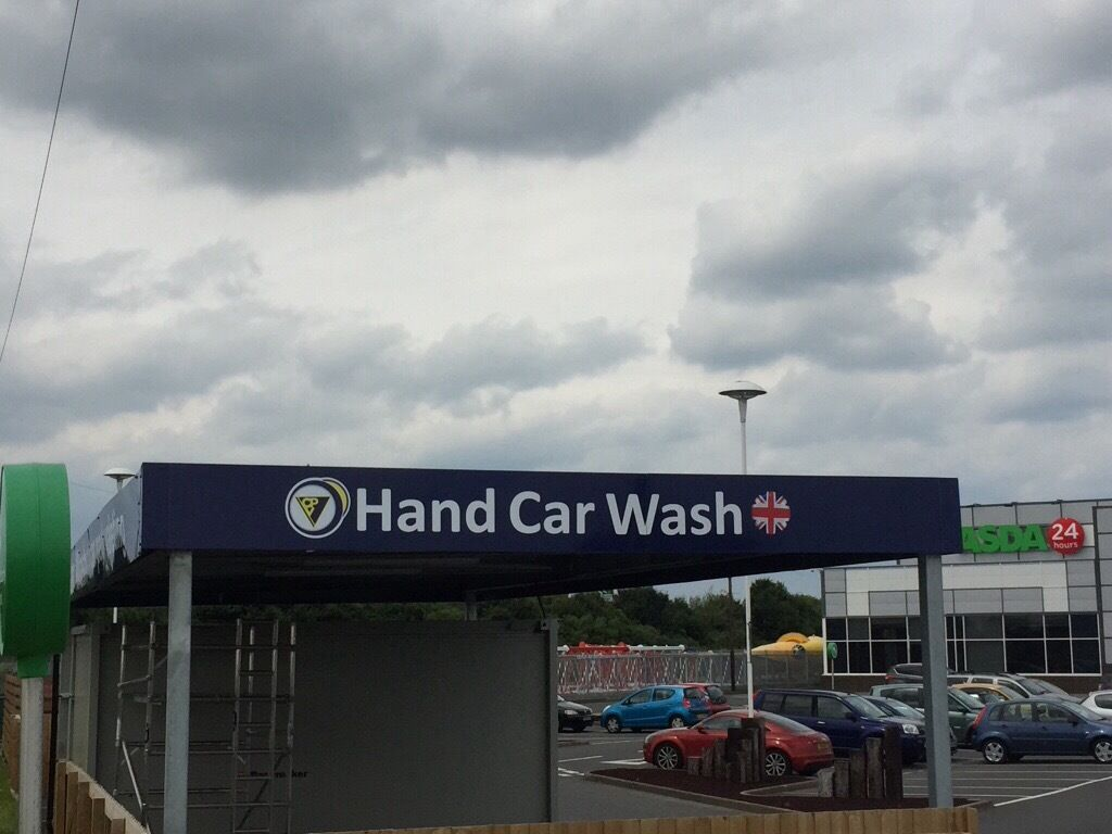 Car Wash Franchise For Sale Asda Great Yarmouth Site
