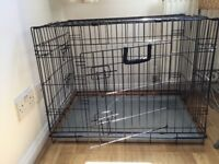 DOG CAGE, IN EXCELLENT CONDITION