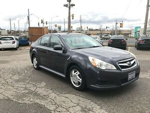 2010 Subaru Legacy 4X4 - ONE OWNER- SAFETY & E-TESTED