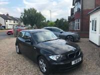 BMW 1 series. Low mileage