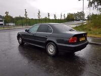 BMW 530d 01' for spares or repair