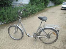 Large bicycle