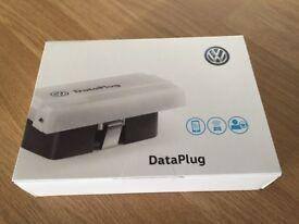 Volkswagen VW Smart Connect Data Plug. New Sealed