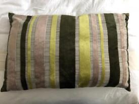 Marks and Spencer Green Cushions (set of 4)
