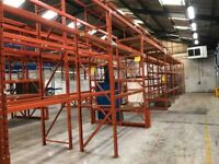 Redirack Heavy Duty Warehouse Pallet Racking Frames & Beams (Brentwood Branch)