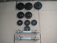 Weights - training