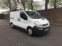 Vauxhall Vivaro 1.9, similar to Renault Trafic, Cheap Van, Very Fuel Efficient, 100,000 miles