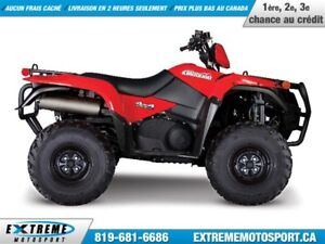 2018 Suzuki KingQuad 750AXi Power Steering Limited Edition !!! 4