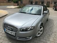 Audi A4 Cabriolet 2.0 TDI Sport *2007*Cabriolet*Automatic* Diesel Multitronic*Full service*Leather*
