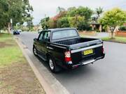 TURBO DIESEL 2006 Ssangyong Musso Sports Dual CAB LOW KS LONG REG Miranda Sutherland Area Preview