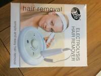 Rio electrolysis hair remover