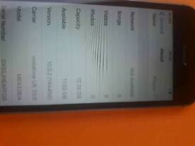 As Good As New Apple Iphone 5S on VODAFONE