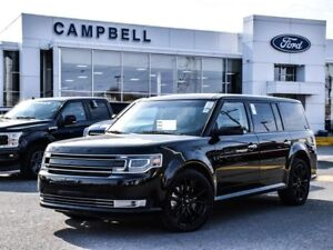 2018 Ford Flex Limited AWD-LEATHER-POWER ROOF