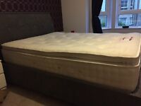 King Size Sovereign 6000 memory mattress