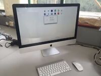 "Apple iMac 27"" All-In-One Computer Desktop - Core 2 Duo 3.0Ghz, 10gb Ram, 1tb Hard Drive"