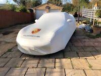 Porsche 911 indoor fine dust protector