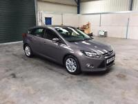 13 Reg Ford Focus titanium econ-Etic tdci 1 owner pristine low miles guaranteed cheapest in country