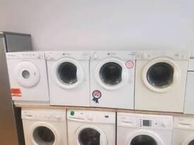 Washing machines 3 months warranty