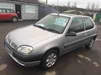 Citroen Saxo 1.1 mot October 2018