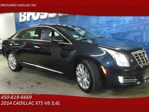 2014 CADILLAC XTS 4DR SDN AWD LUX