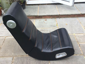 X Rocker Gaming Chair with Speakers