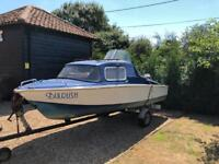 Micro plus 501 Boat - MUST GO THIS WEEKEND!