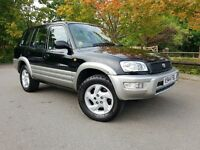 Toyota Rav 4 Ltd Edition Heat 5 Door