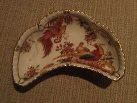 Royal crown derby avesbury dish excellent condition genuine item