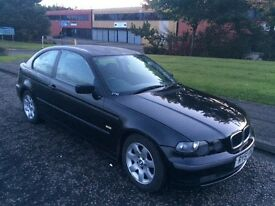 BMW 316 TI SE Compact Moted December £450