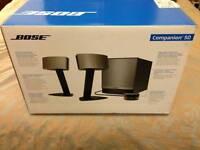 Bose companion 50 sound system
