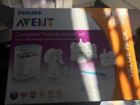 Phillips Avent Complete Natural Starter kit