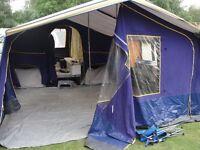 Conway Trailer tent 8 berth