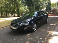 2007 AUDI A6 AVANT SE TDI QUATTRO AUTOMATIC 3.0 DIESEL **DRIVES SUPERB + ONLY 1 FORMER KEEPER**