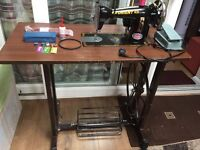 sweing machine in good working £100.00 fix price