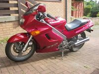Kawasaki ZZR 250 1993 Red Full Year's MOT
