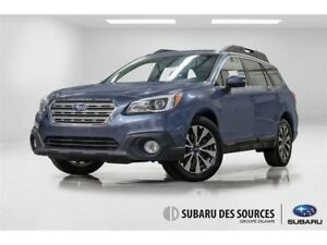2015 Subaru Outback 3.6R Limited Eyesight, Toit, Cuir, Navigatio